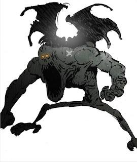 Die Gargoyle, Die
